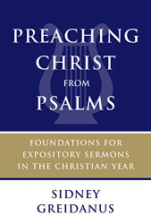 Preaching Christ from Psalms