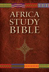 Africa Study Bible NLT