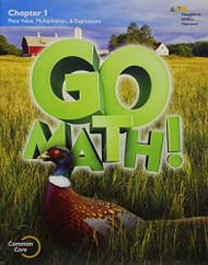 GO Math! Multi-Volume Bundle Grade 5 2015