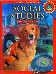 Houghton Mifflin Social Studies Level 2 Neighborhoods 2008