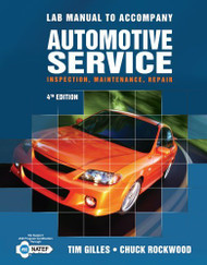 Lab Manual for Gilles' Automotive Service