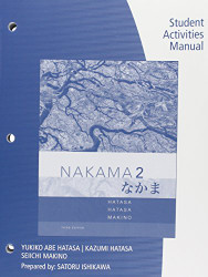 Student Activities Manual for Nakama 2