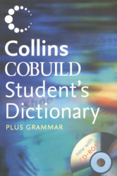 Collins Cobuild Students Dictionary plus Grammar