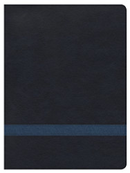 Csb Apologetics Study Bible Navy Leathertouch Indexed