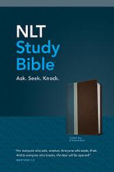Nlt Study Bible Tutone