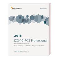 Icd-10-Pcs Professional 2018