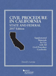 Civil Procedure In California