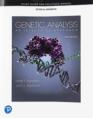 Study Guide and Solutions Manual for Genetic Analysis