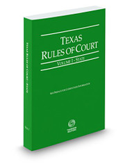 Texas Rules of Court