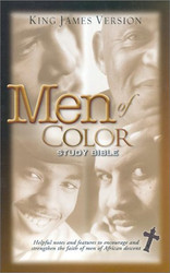Men of Color Study Bible