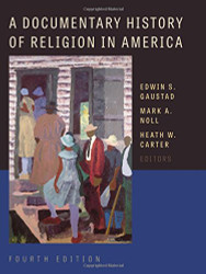 Documentary History of Religion in America