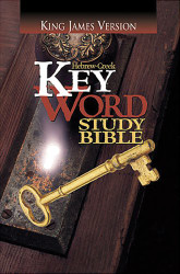Hebrew-Greek Key Study Bible