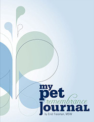 My Pet Remembrance Journal