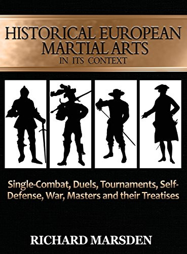 Historical European Martial Arts in its Context