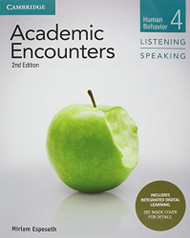 Academic Encounters Level 4 Student's Book Listening and Speaking with