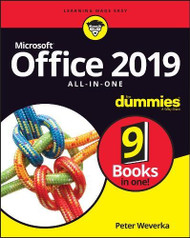 Office X For Dummies All-In-One