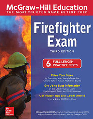 McGraw-Hill Education Firefighter Exams