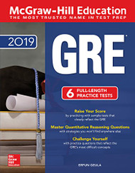 McGraw-Hill Education GRE