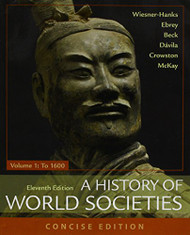 History of World Societies Concise Volume 1
