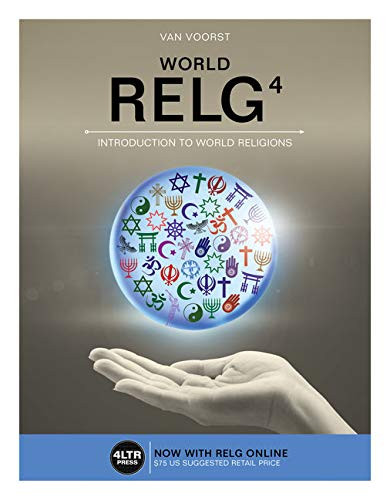 RELG Introduction to World Religions