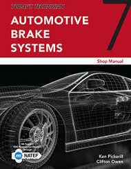 Today's Technician Automotive Brake Systems Shop Manual