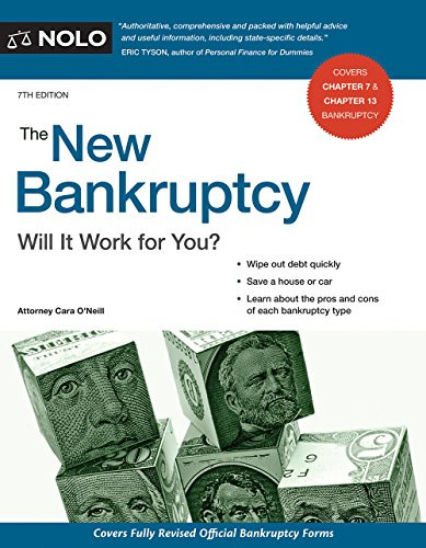 New Bankruptcy