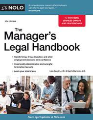 NOLO Manager's Legal Handbook