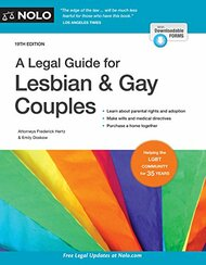 Legal Guide for Lesbian and Gay Couples A