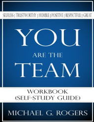 You Are the Team Workbook