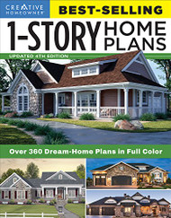 Best-Selling 1-Story Home Plans Updated