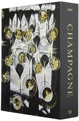 Champagne Boxed Book and Map Set