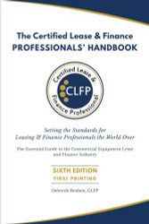 Certified Lease and Finance Professionals' Handbook