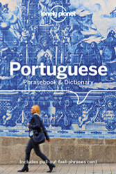 Lonely Planet Portuguese Phrasebook and Dictionary