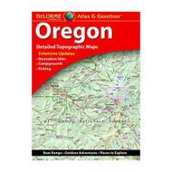 DeLorme« Oregon Atlas and Gazetteer
