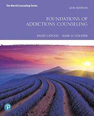 Foundations of Addiction Counseling