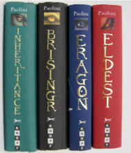 Christopher Paolini Inheritance Cycle 4 Book Set