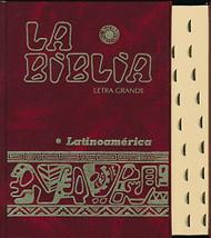 Biblia Latinoamericana. Uneros. L. Grande Cartone