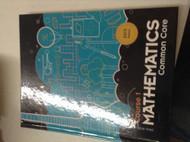 Prentice Hall Mathematics Course 1 Common Core 2013 Edition ISBN 125673716X 9781256737162