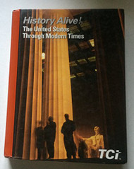 History Alive! The United States Through Modern Times by Teachers Curriculum Institute