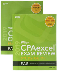 Wiley CPAexcel Exam Review Financial Accounting and Reporting