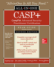 CASP+ CompTIA Advanced Security Practitioner Certification All-in-One Exam Guide Second Edition