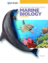 Exploring Creation with Marine Biology 2nd Edition Textbook