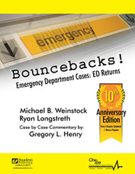 Bouncebacks! Emergency Department Cases
