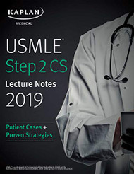 USMLE Step 2 CS Lecture Notes Patient Cases