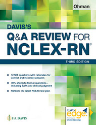 Davis's Q&A Review for the NCLEX-RN Examination