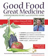 Good Food Great Medicine  Mediterranean Diet & Lifestyle Guide