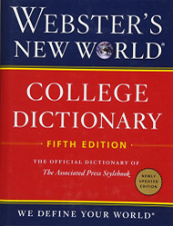 Webster's New World College Dictionary Fifth Edition