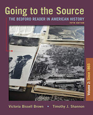 Going to the Source Volume 2