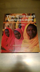 Cultural Landscape An Introduction to Human Geography AP Edition by James M. Rubenstein