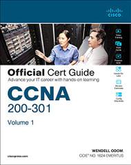 CCNA 200-301 Official Cert Guide Volume 1